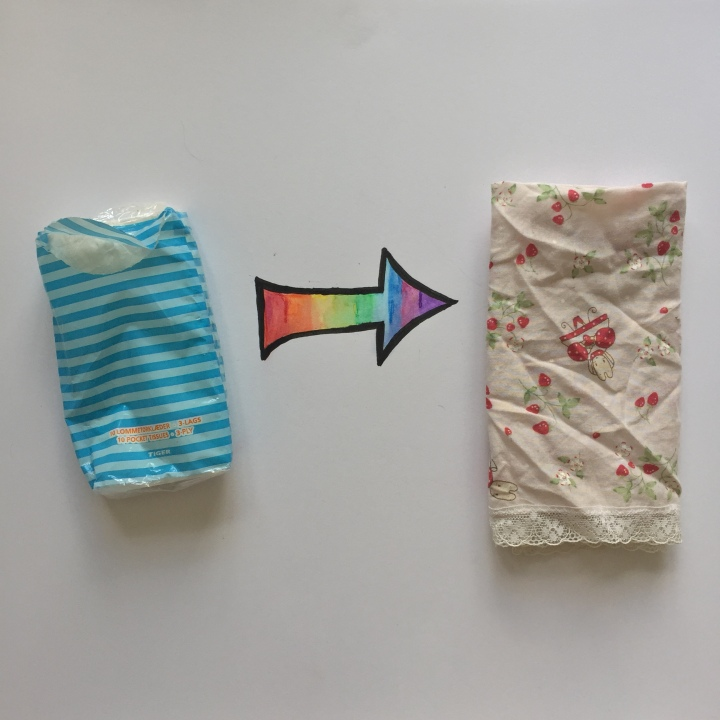 Zero Waste Swap Reviews Part 3- TISSUES VS HANDKERCHIEFS
