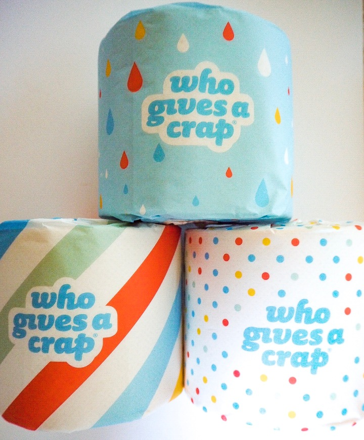 Sustainable Toilet Paper: FirstImpressions