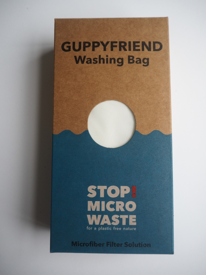 Guppyfriend Stop Microwaste laundry bag: A Review